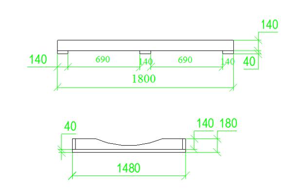 Barrel sauna 2 meters
