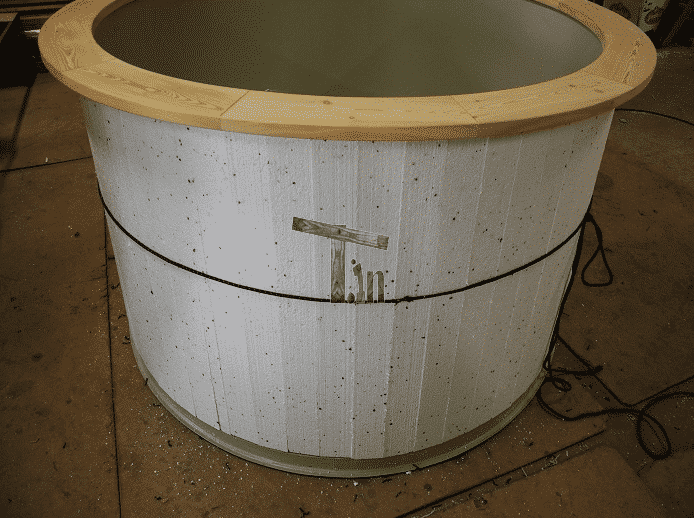 Wall Thermal Insulation hot tub timberin 2