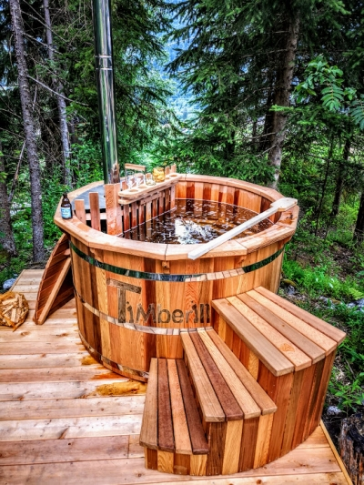 wooden hot tubs for sale