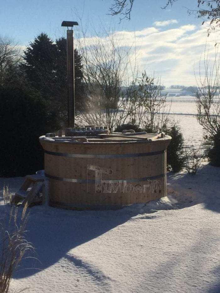 Wooden hot tub Basic model